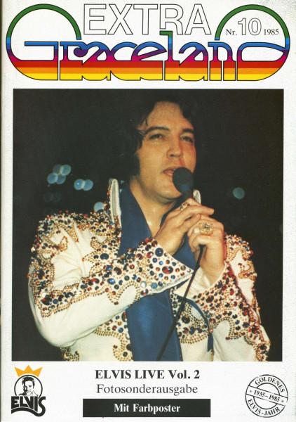 Graceland Extra Magazin Nr.10 - 1985