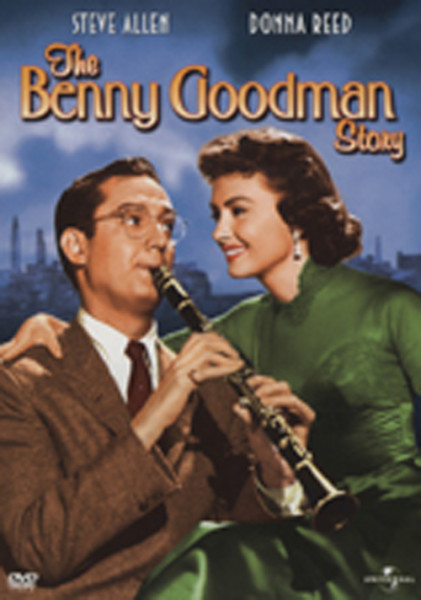 Benny Goodman Story (Steve Allen & Donna Reed