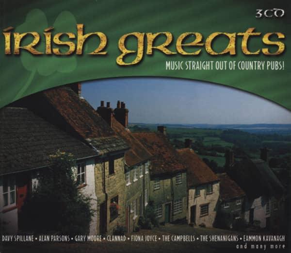 Va Irish Greats (3-CD)