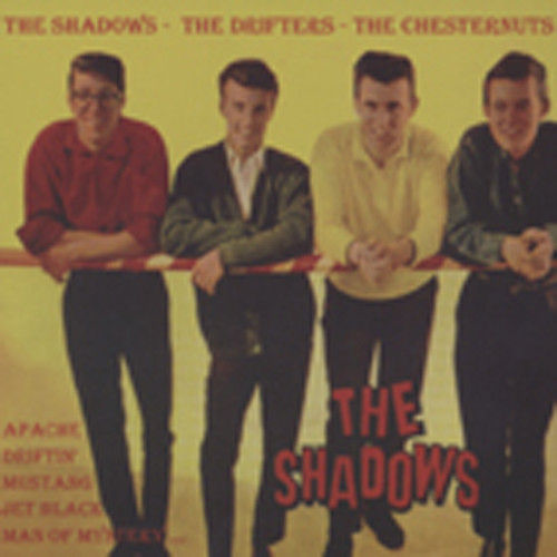 Shadows, Drifters & Chesternuts 1958-60