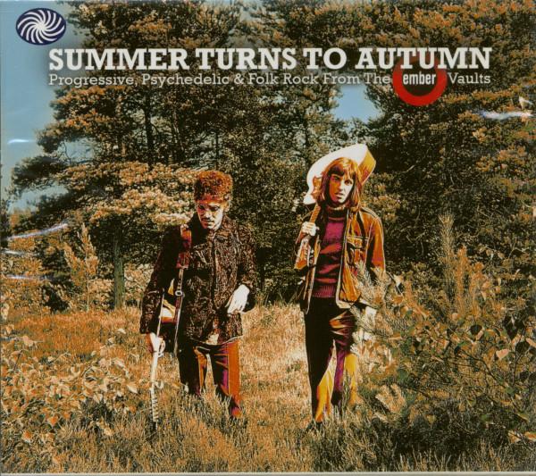 Summer Turns Autumn (CD)