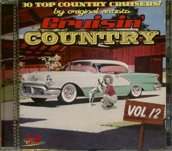 Cruisin' Country Vol. 12