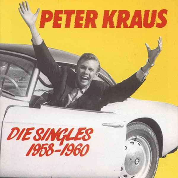 Kraus, Peter Die Singles 1958-60