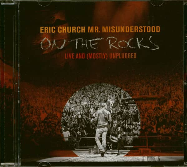 Mr.Misunderstood: On The Rocks - Live And (Mostly) Unplugged (CD)