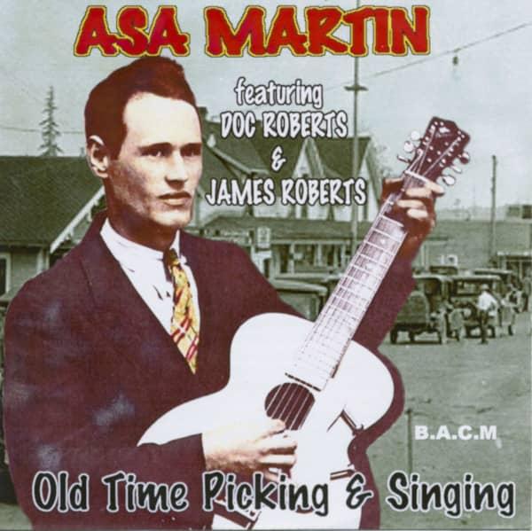 Oldtime Picking & Singing