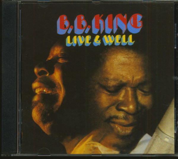 Live & Well (CD)
