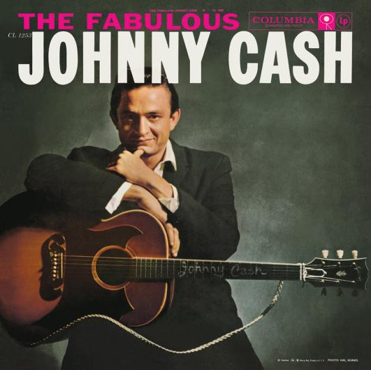 The Fabulous Johnny Cash 1958 (180g Vinyl Mono Edition)