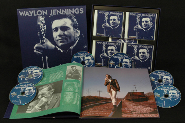 The Journey: Six Strings Away (6-CD Deluxe Box Set)