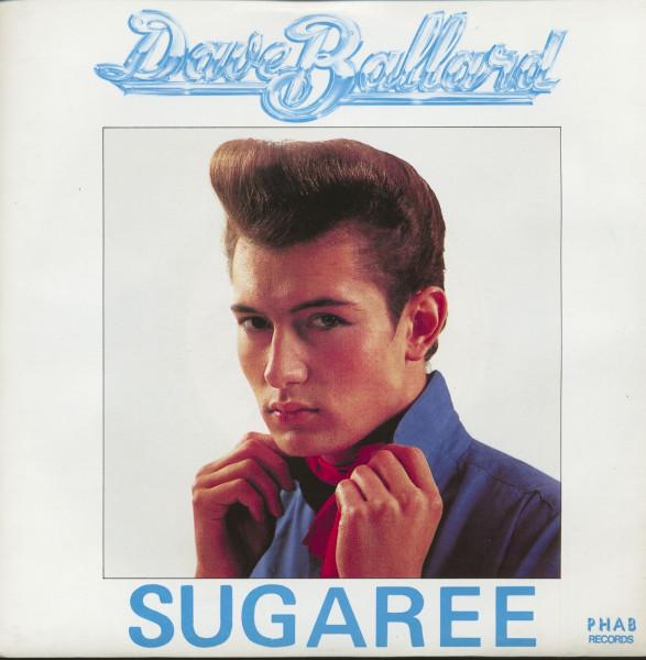 Sugaree (7inch, 45rpm, PS, SC)