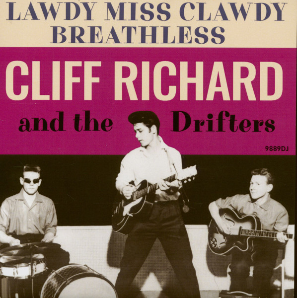 Lawdy Miss Clawdy - Breathless (7inch, 45rpm, PS, SC)