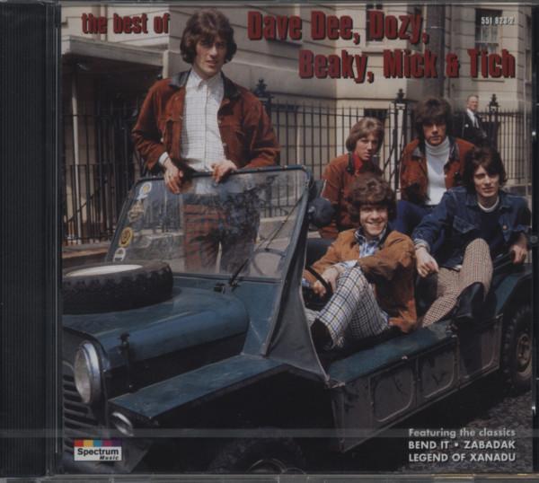 Dave Dee Dozy Beaky Mick ... Best