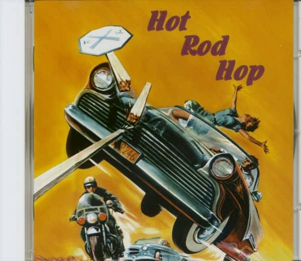 Va Hot Rod Hop