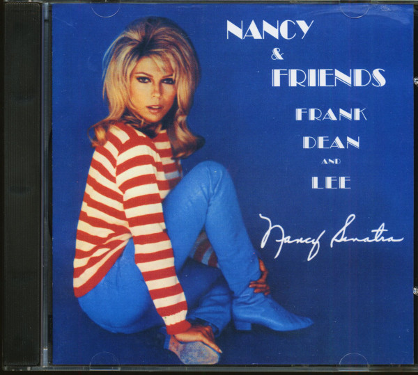 Nancy & Friends (CD)