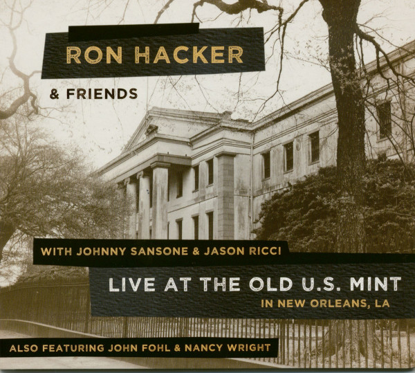 Live At The Old U.S. Mint( CD)