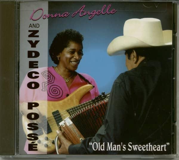 Old Man's Sweetheart (CD)