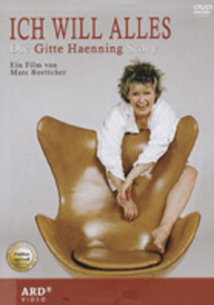 Gitte Ich will alles - Die Gitte Haenning Story