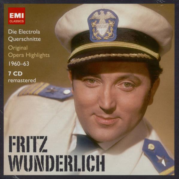 Wunderlich, Fritz Electrola Querschnitte 1960-63 (7-CD)