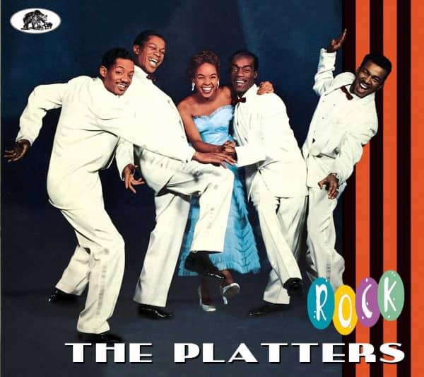 The Platters - Rock (CD)