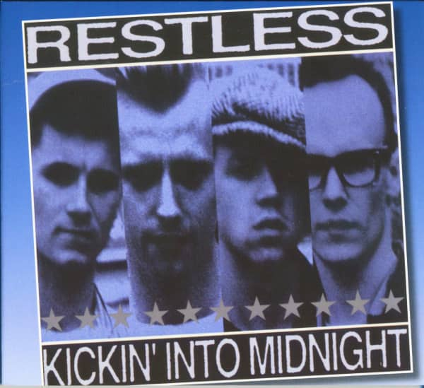 Kickin' Into Midnight (CD Digipak)