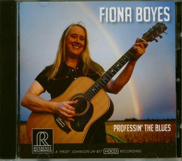 Professin' The Blues (CD)