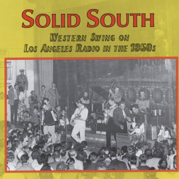 Va Solid South Western Swing On L.A.Radio 1950s