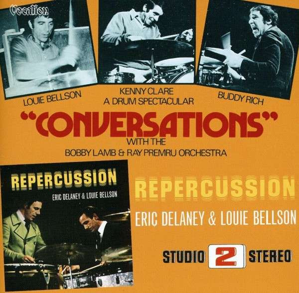 Conversations (1972) & Repercussion (1967)