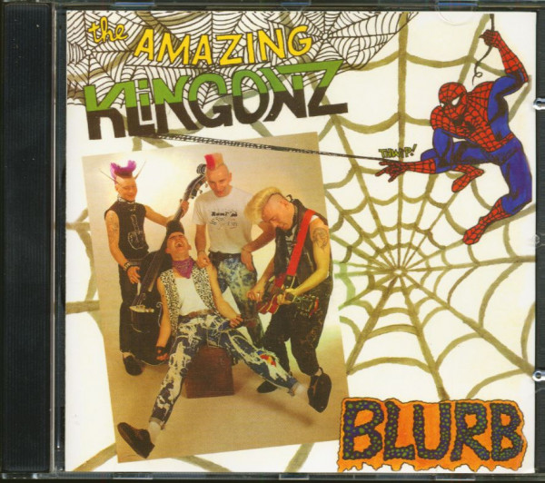 Blurb (CD)