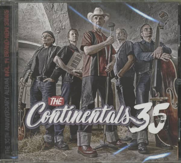 The Continentals - 35 (CD)
