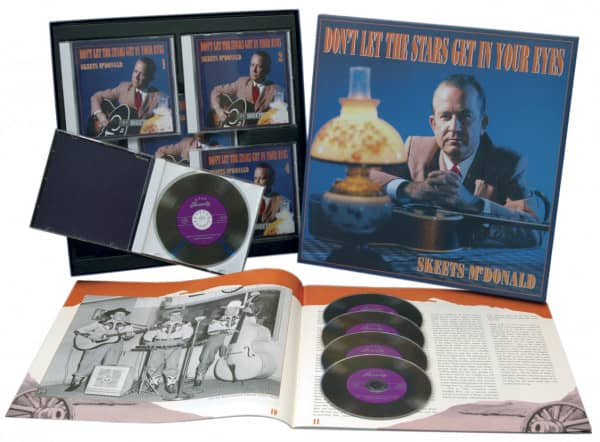 Don't Let The Stars Get In..(5-CD Deluxe Box Set)