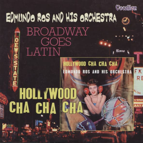 Hollywood Cha Cha Cha - Broadway Goes Latin