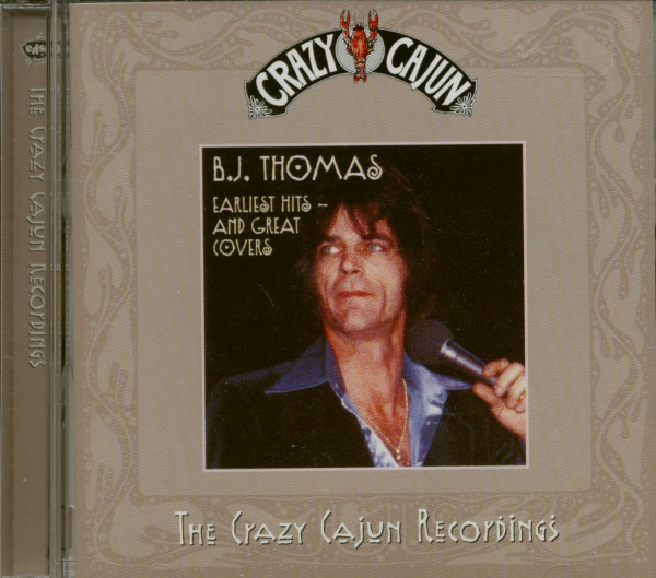 Earliest Hits And Great Covers - The Crazy Cajun Recordings (CD)