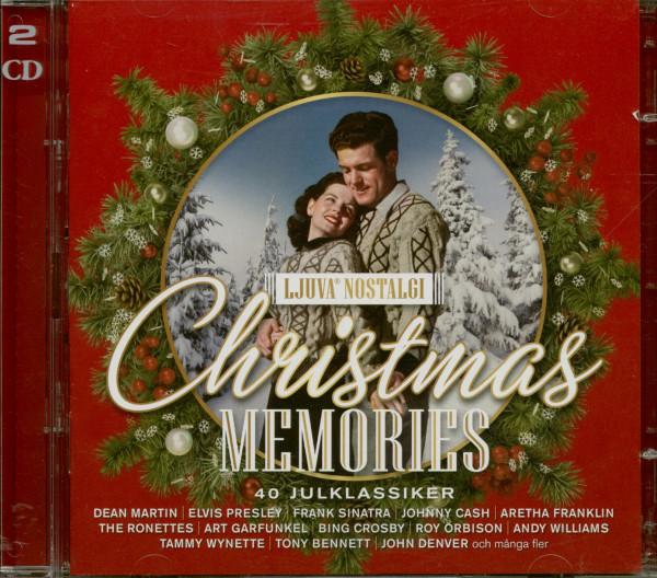 Christmas Memories - Ljuva Nostalgi (2-CD)