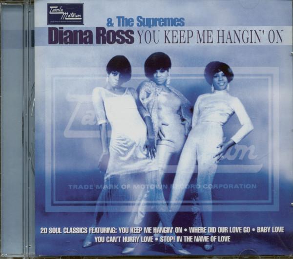 You Keep Me Hangin' On (CD)
