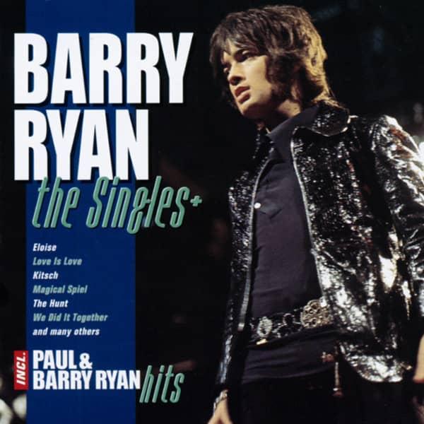 Ryan, Barry The Singles...plus