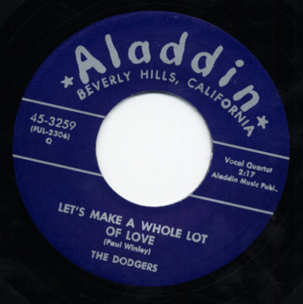 Let's Make A Whole Lot Love - You Make.. 7inch, 45rpm