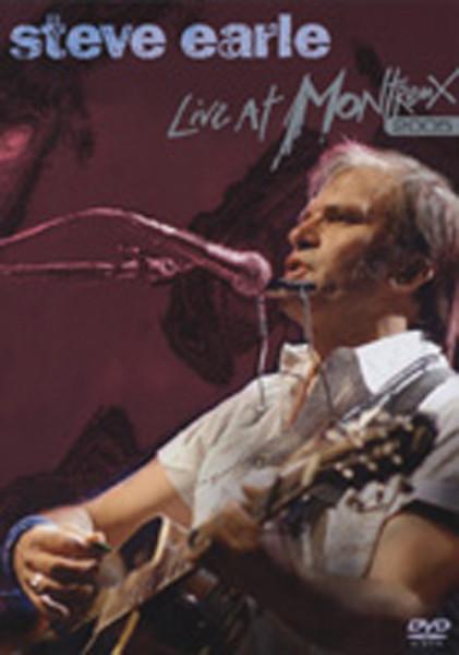 Earle, Steve Live At Montreux 2005 (0)