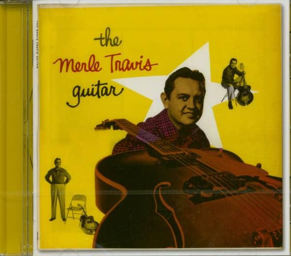 The Merle Travis Guitar (CD)