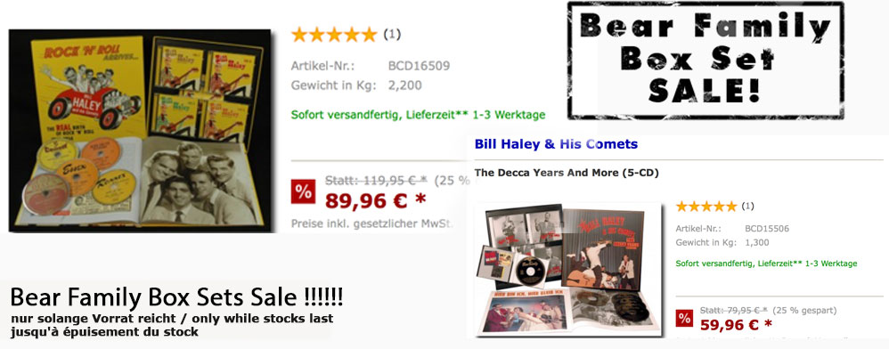 Bear Box Set Sale