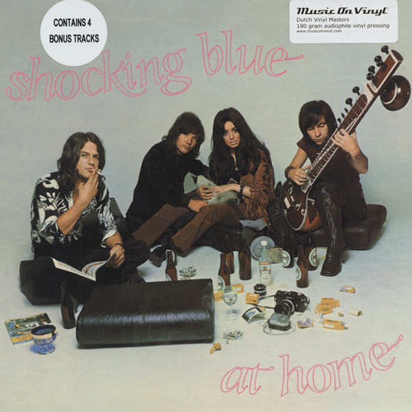 Shocking Blue At Home (1969)...plus - 180g Vinyl