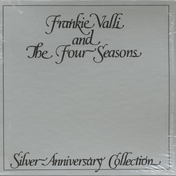 Silver Anniversary Collection (3-LP)