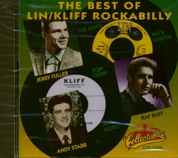 The Best Of Lin - Kliff Rockabilly (CD)