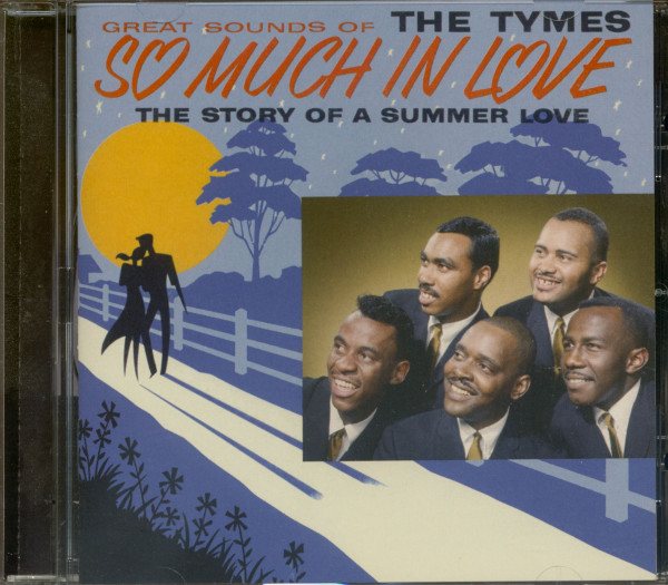 So Much In Love (1963)...plus (CD)