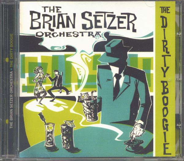 The Dirty Boogie (CD, UK Version)