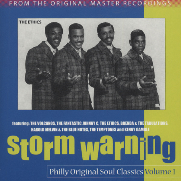 Storm Warning - Philly Soul 1964-70 Vol.1