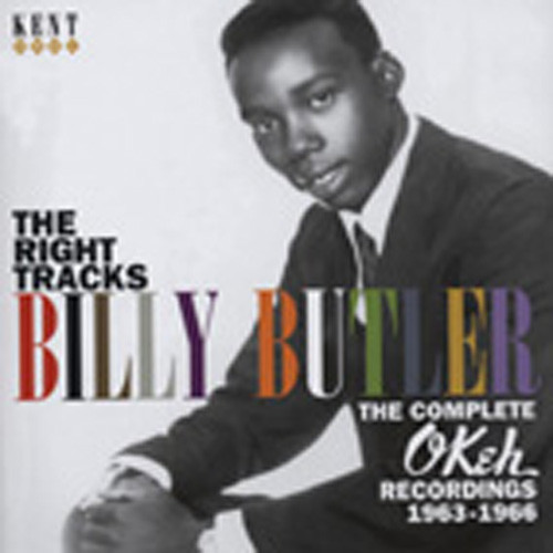 Butler, Billy The Right Tracks