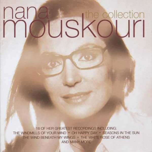 Mouskouri, Nana The Collection