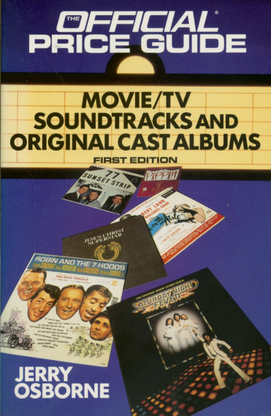 Original Movie-TV Soundtracks and Original Cast Albums - First Edition