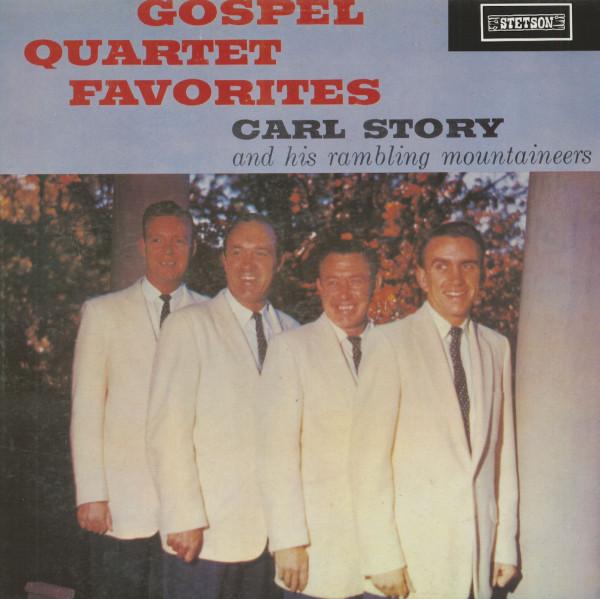 Gospel Quartet Favorites (Vinyl)