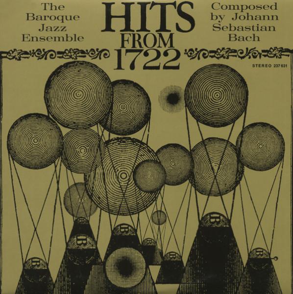 Hits From 1722 (Johann Sebastian Bach)