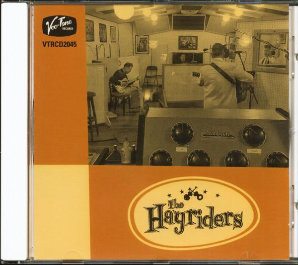The Hayriders (CD)